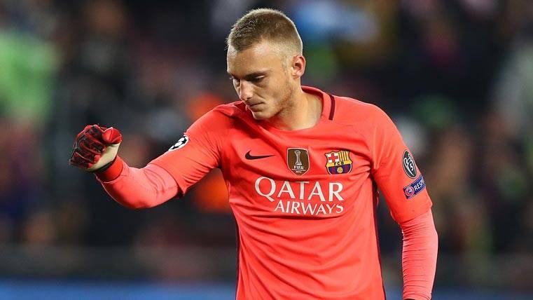 Jasper Cillessen y las segundas oportunidades en el Barça