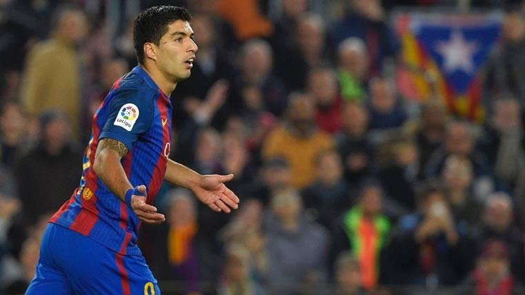 POLÉMICA: ¡A Suárez podría caerle un partido de sanción!