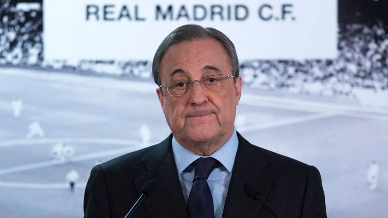 Florentino ya prepara excusa para evitar la final del Barça