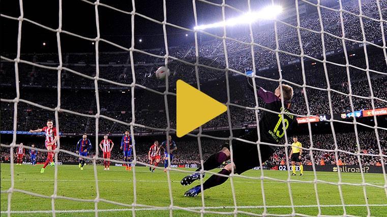 Cillessen se gana su fichaje por el Barça a base de partidazos