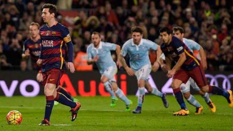 Messi le dio a Johan Cruyff su última alegría futbolística