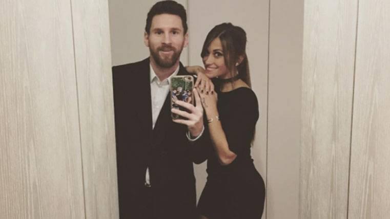 Confirman los detalles de la boda Antonella Roccuzzo-Leo Messi