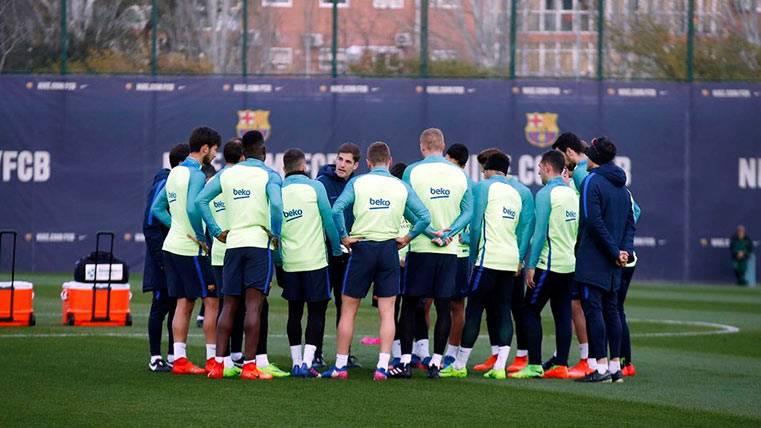 Lista de convocados del Barça ante el Villarreal (Liga J36)