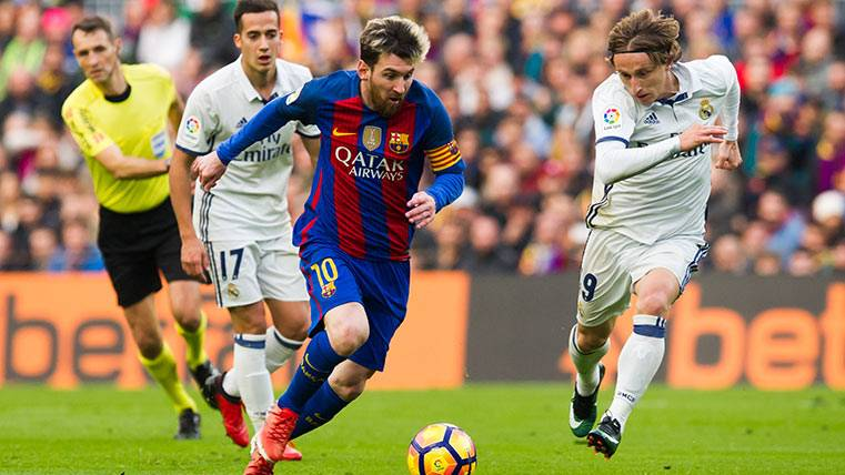 ¡Apuntan a un Clásico entre Barça y Real Madrid en América!