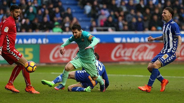 La clasificación de LaLiga echa humo tras la victoria del Barça