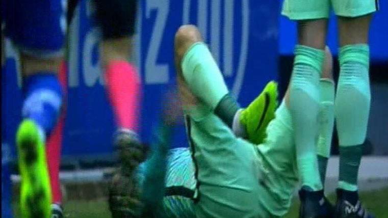 ¡Aleix Vidal se pierde todo lo que queda de temporada!