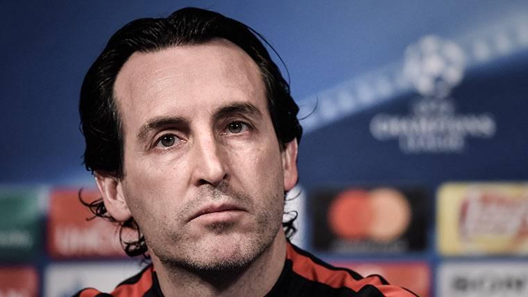 Emery podría tener hasta tres importantes bajas frente al Barça