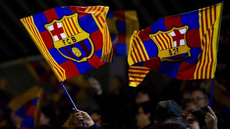 Más de 1.000 peñas animarán al FC Barcelona en Madrid