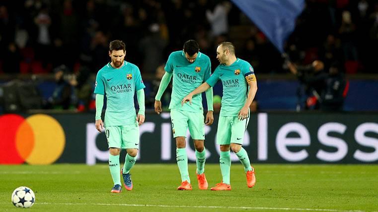 Las duras palabras de Iniesta y Busquets admitiendo la derrota