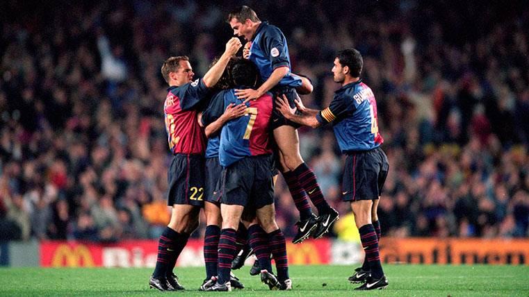 Remontada histórica del Barça ante el Chelsea en Champions