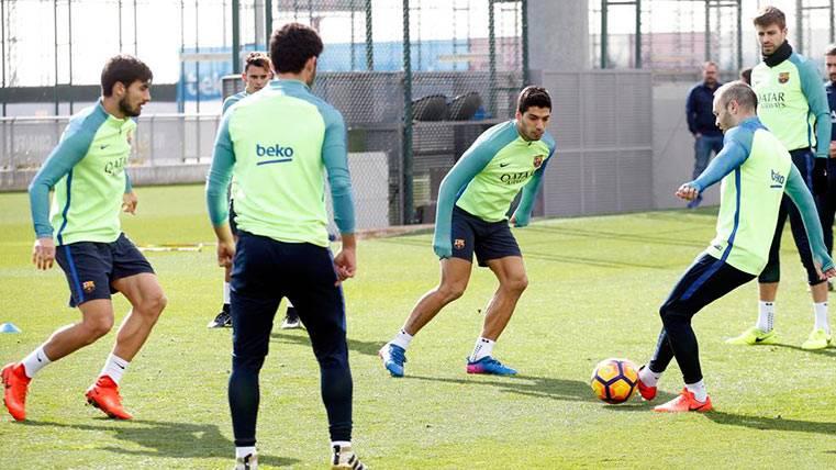Los pesos pesados del Barça creen en la unidad y la recuperación
