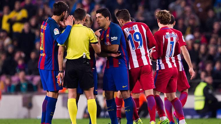 El FC Barcelona pelea y acude al TAD por Luis Suárez