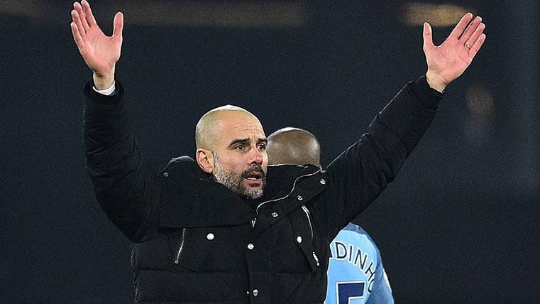 Pep Guardiola es nombrado mejor entrenador del Mundo
