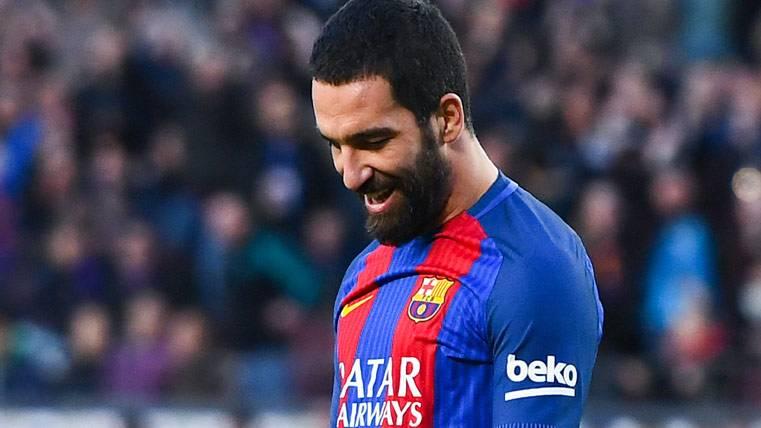 Arda Turan, cada vez más cerca de su sueño en el Barça