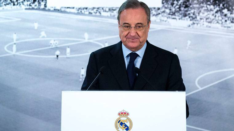 ¡Florentino puede dejar la presidencia del Real Madrid!