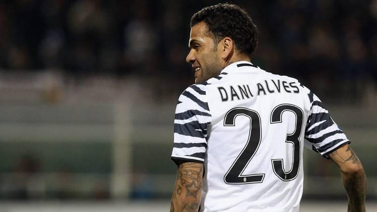 "La ""hostia con clase"" de Dani Alves al salir del Barça"