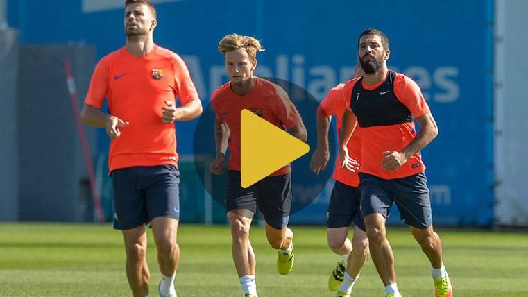 Buenas noticias en el Barça antes del duelo ante el Leganés