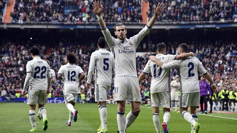 Bale demuestra que ya es más importante que Cristiano