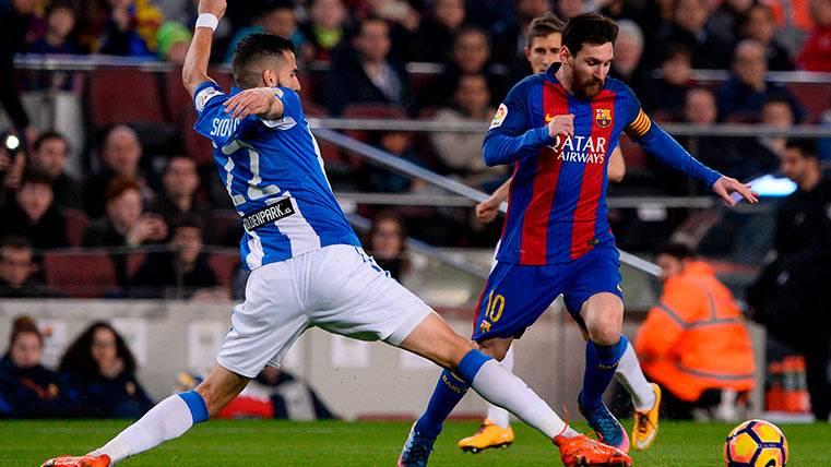 El increíble hito goleador de Leo Messi en el Camp Nou