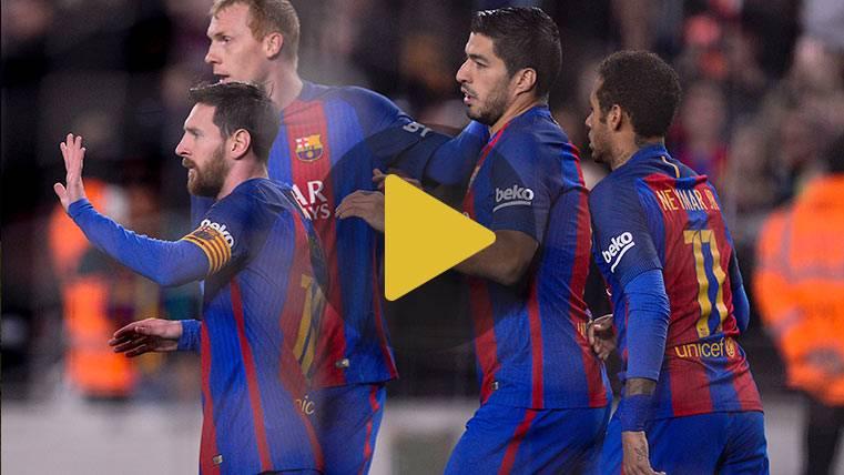 Vídeo resumen: FC Barcelona 2 Leganés 1 (LaLiga J23)