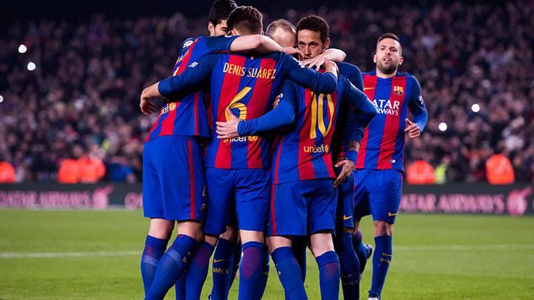 El Barça aguanta el envite al Madrid en la cima de LaLiga