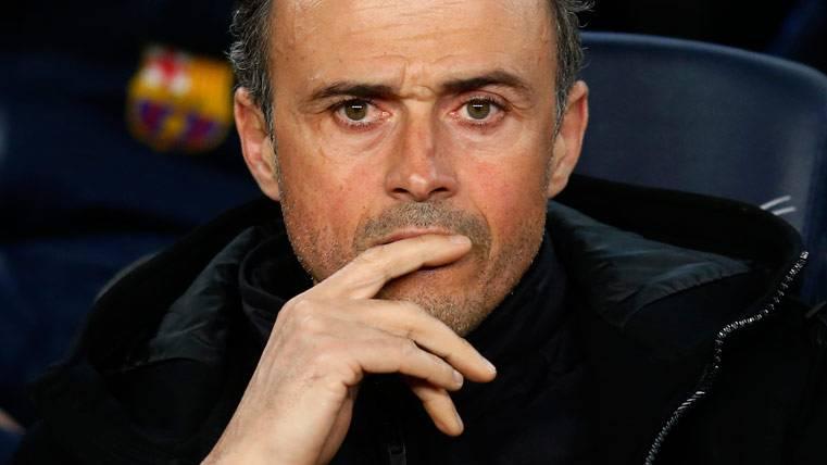 """Luis Enrique: """"No entiendo los pitos a André Gomes; a mí sí"""""""