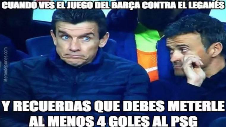 """Estos son los mejores """"memes"""" del Barcelona-Leganés"""