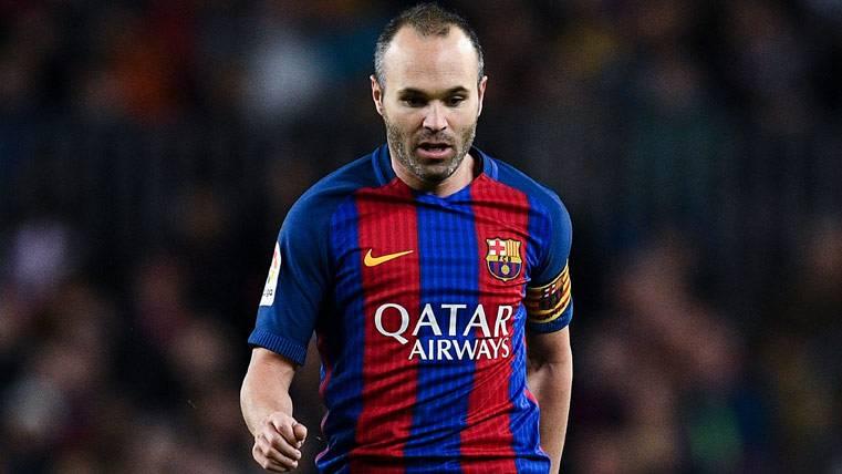 Preocupante confesión de Iniesta tras el Barça-Leganés