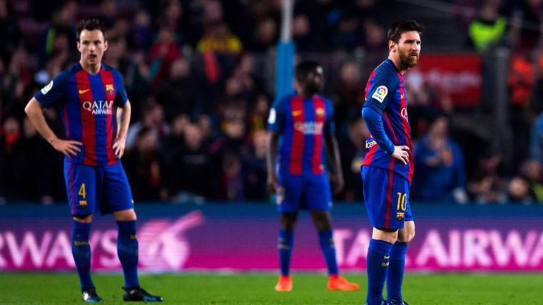 El Barcelona estuvo a punto de tirar la Liga por la borda