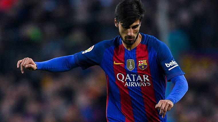 """El FC Barcelona tiene que """"recuperar a André Gomes"""""""