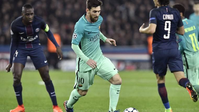 Messi hará este miércoles el acto que aplazó tras la Champions