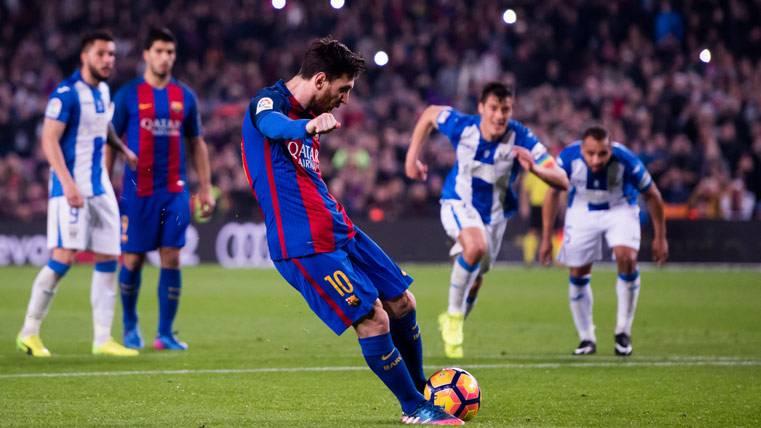 """La """"caverna"""" intenta enredar con los penaltis del Barça"""