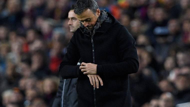 OFICIAL: El Barça se queda sin un relevo de Luis Enrique