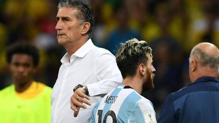 El enojo de Messi, vigente desde la goleada ante el PSG