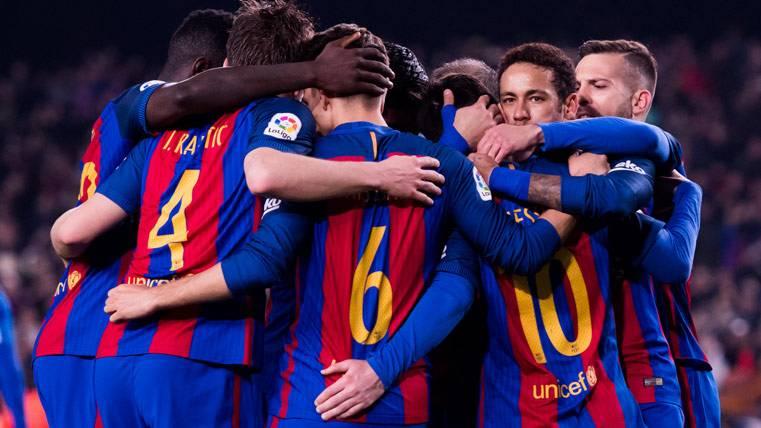 UNIÓN: El Barcelona necesita apoyo para salir del pozo