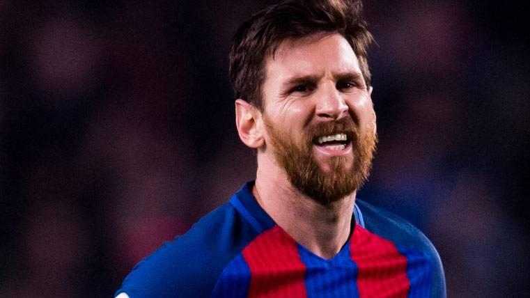 Desmienten el cabreo de Messi con la afición del Barça