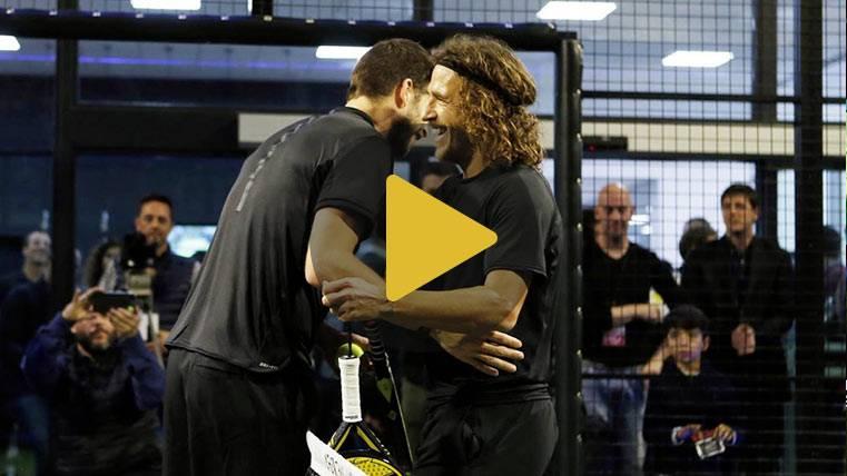 """Puyol pide unidad en el Barça: """"Nos han dado muchísimo"""""""