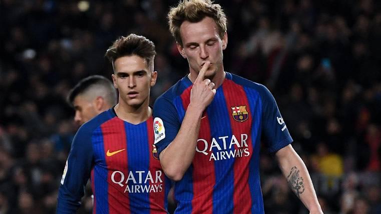 ¡Renovación cerrada de Rakitic con el FC Barcelona!