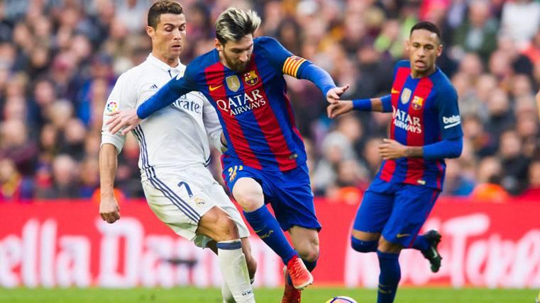 """Koeman: """"No eres estrella sin compañeros, salvo Messi y CR7"""""""