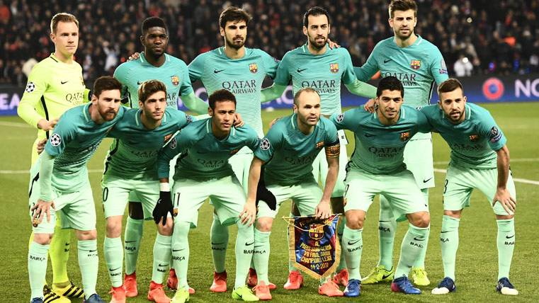 El Barça ya sabe cómo superar la crisis antes de Atlético y PSG