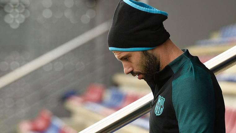 Mascherano llegará a tiempo para jugar contra el PSG