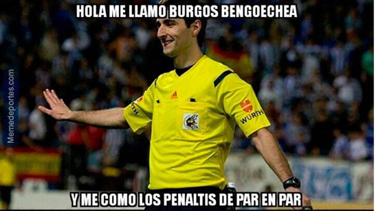 Estos son los mejores memes del Valencia-Real Madrid