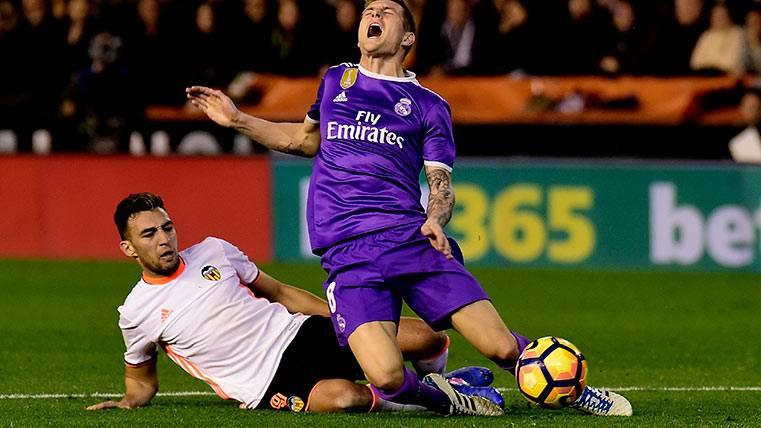 Valencia y FC Barcelona negociarán por Munir El Haddadi
