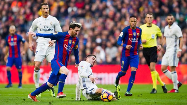 Estos son los partidos de Liga que restan a Barça y Madrid