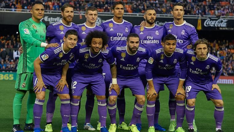 CAGÓMETRO: El Real Madrid puede quedarse con 1 de 9 Ligas