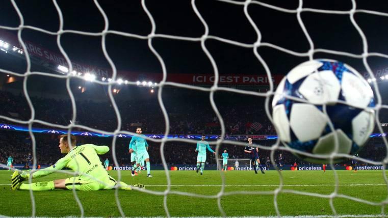 El PSG-Barça ayudó a hacer historia en la Champions League