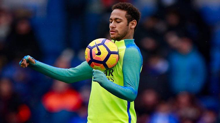 El rompecabezas con Neymar traspasado a cambio de Dybala