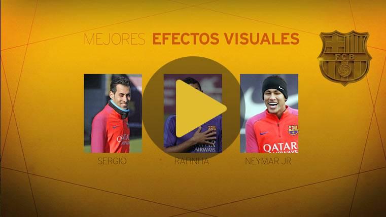 ¿Quién ganará el Oscar a Mejores Efectos del Barça?