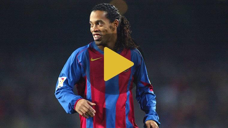 Ronaldinho Gaúcho: Cuando la sonrisa volvió al FC Barcelona