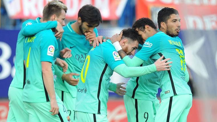 """Triunfo que """"resucita"""" al Barça para luchar en Liga y Champions"""